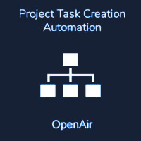 Project Task Creation Automation