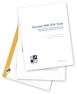 Success with PSA Tools