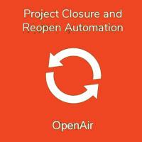 Project Closure and Reopen Automation