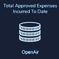 Total Approved Expenses Incurred To Date